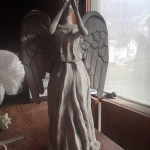 weeping angel topper