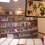 All-ages section at Dreamhaven Books