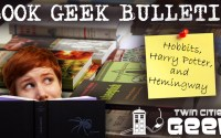 Book Geek Bulletin header: Hobbits, Harry Potter, and Hemingway