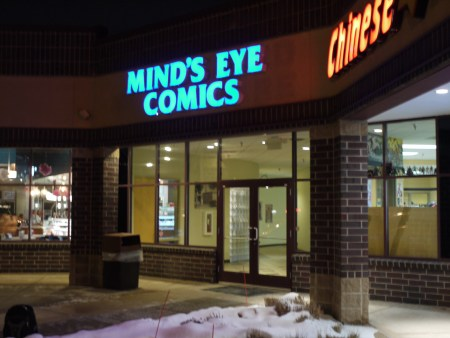 Mind'S Eye Comics