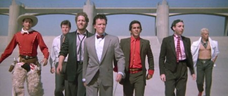 Still shot of Buckaroo Banzai and the Hong Kong Cavaliers