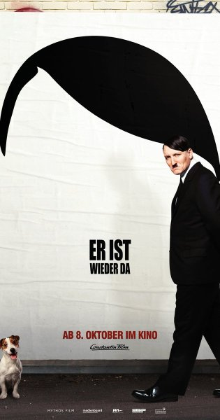 German poster for Look Who's Back
