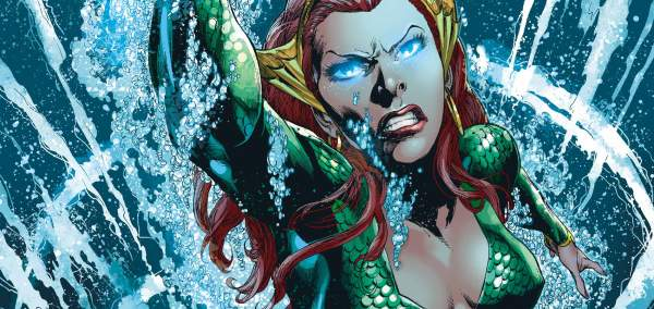 The Queen of Atlanis and wife of Aquaman.