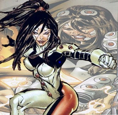 Karima Shapandar Image Courtesy of Marvel Entertainment