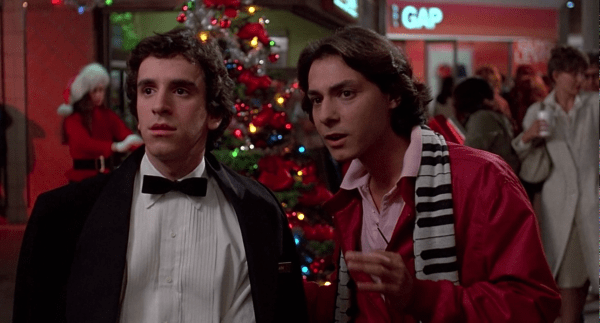 Robert Romanus in Fast Times at Ridgemont High
