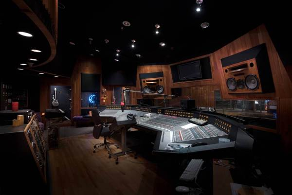 Studio A, where Lovesexy, Diamonds & Pearls, The Gold Experience, Sign O' The Times and other iconic albums were recorded. Paisley Park NPG Records