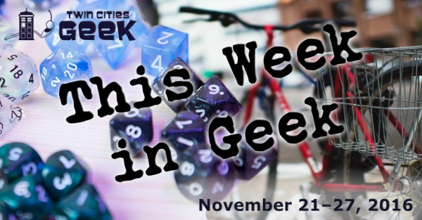 This Week in Geek header for the week of November 21, 2015=6