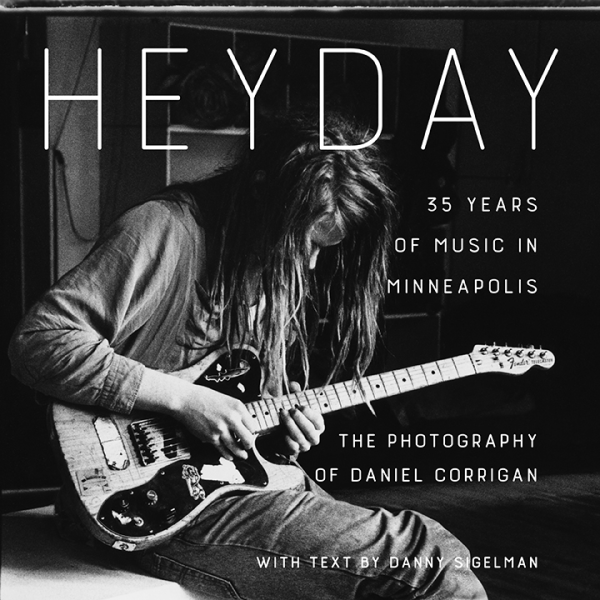 Cover of Heyday by Daniel Corrigan and Danny Sigelman.