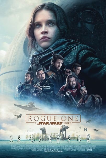 Rogue One theatrical poster