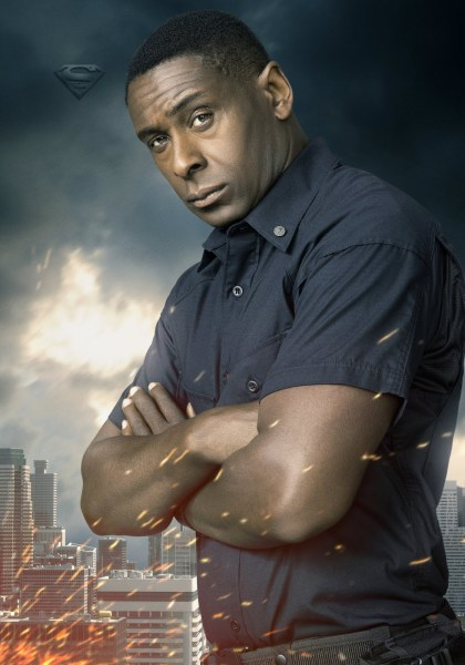 David Harewood as J'onn J'onzz