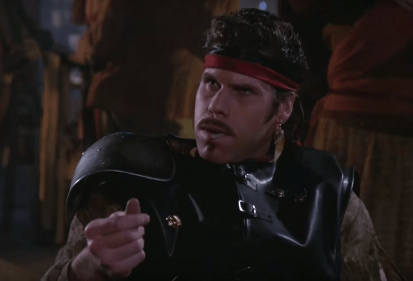 Young Ron Perlman