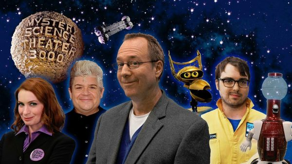 Mystery Science Theater 3000 revival cast