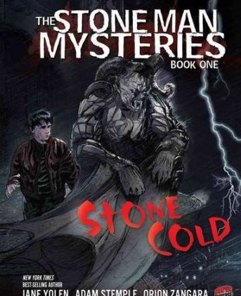 cover image for Stone Man Mysteries (Book One): Stone Cold