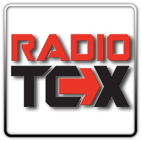 "Black and Red ""Radio TCX"" Logo"