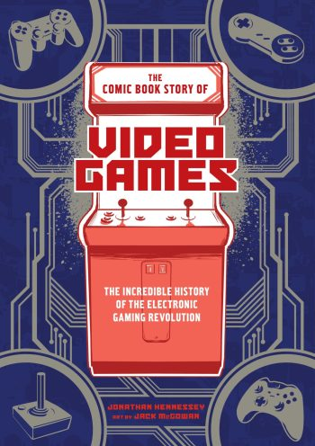 Comic Book Story of Video Games cover