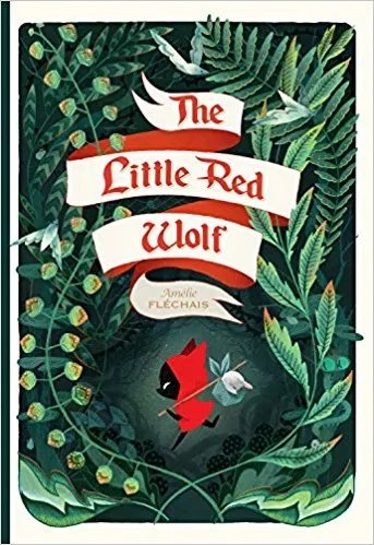 The Little Red Wolf cover