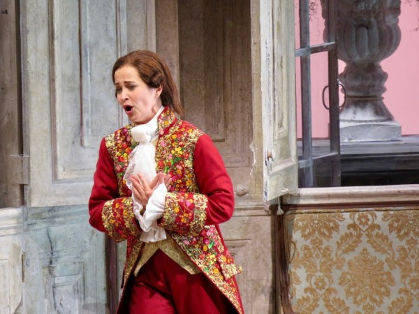 Adriana Zabala as Cherubino
