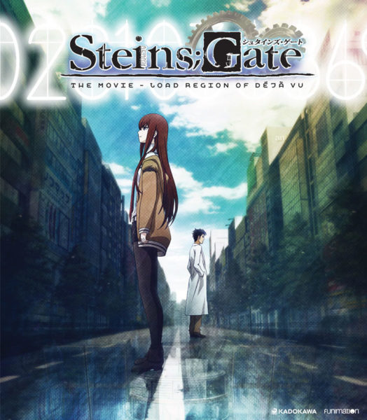 Steins;Gate the Movie cover