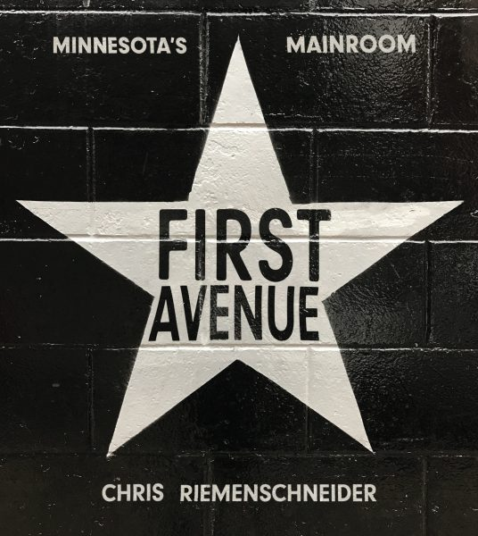 First Avenue: Minnesota's Mainroom cover