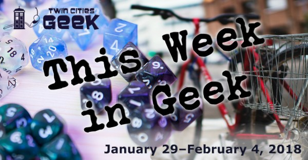 This Week in Geek 1/29