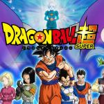 Poster featuring Goku and the team from Universe 7