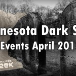 Minnesota Dark Scene Events April 2018