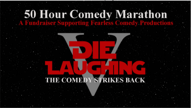 Die Laughing V: The Comedy Strikes Back