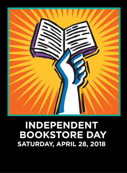 Independent Bookstore Day logo