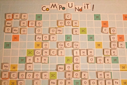 CompoundIt! board
