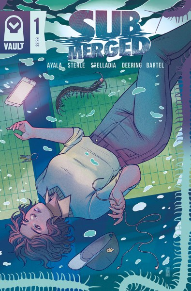 Submerged VAULT Comics Vita Ayala Lisa Sterle