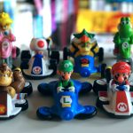 Mario Kart Happy Meal Toys