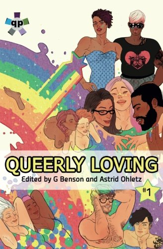Queerly Loving book cover