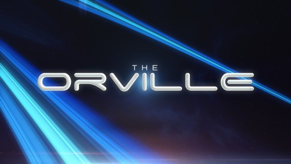 """The Orville"" title card"