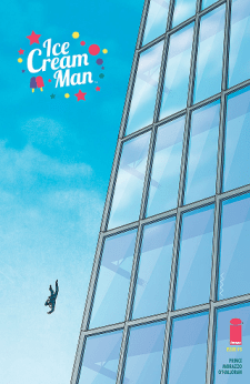 Ice Cream Man #5 cover