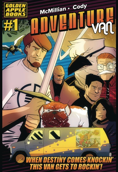 Cover of Adventure #1
