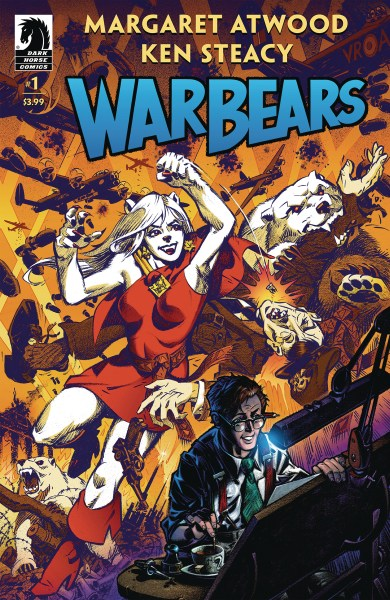 Cover of War Bears