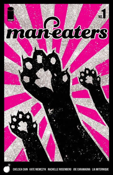 Cover for Maneaters #1