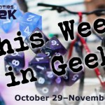 This Week in Geek 10/29