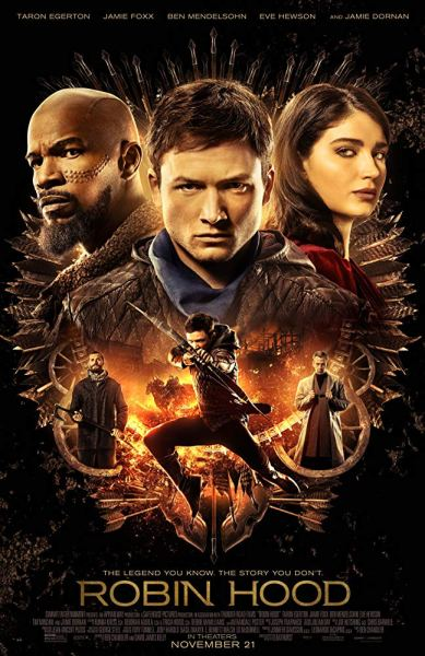 Robin Hood promotional poster
