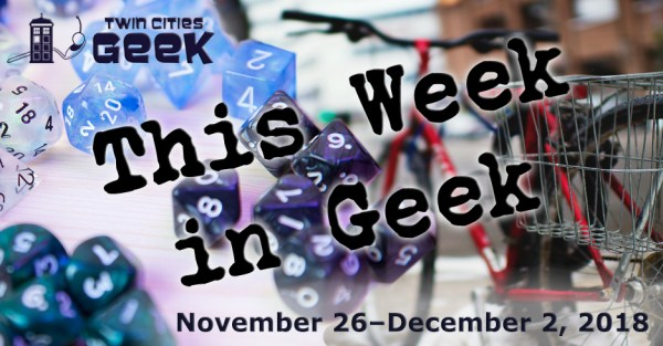 This Week in Geek 11/26