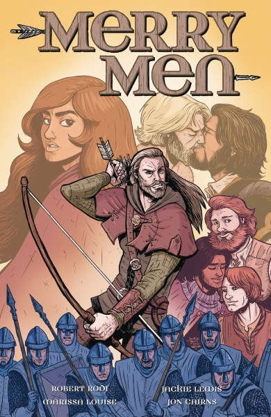 Merry Men cover