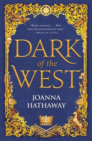 Cover for Dark of the West