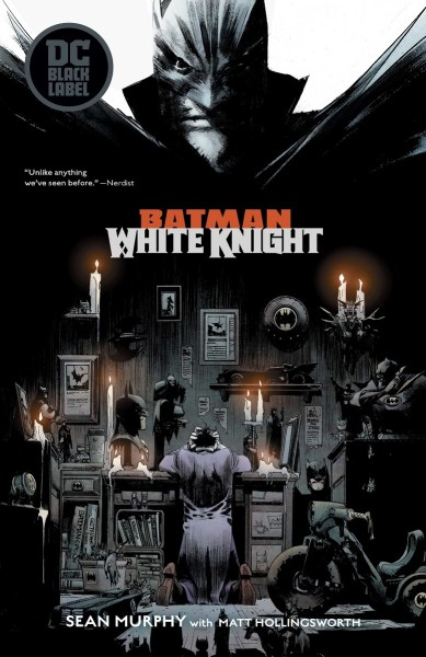 Batman: White Knight cover
