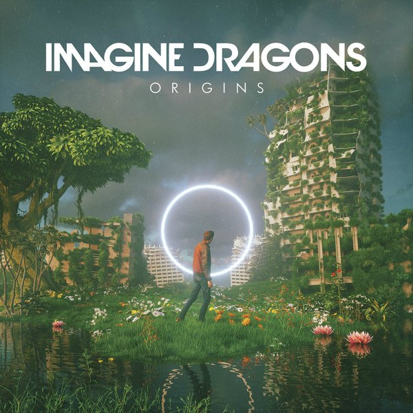 "The cover to ""Origins,"" Imagine Dragons' fourth studio-length album."