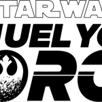 [image shows wording of Star Wars Fuel Your Force campaign.]