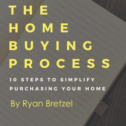 eBook: The Home Buying Process by Ryan Bretzel