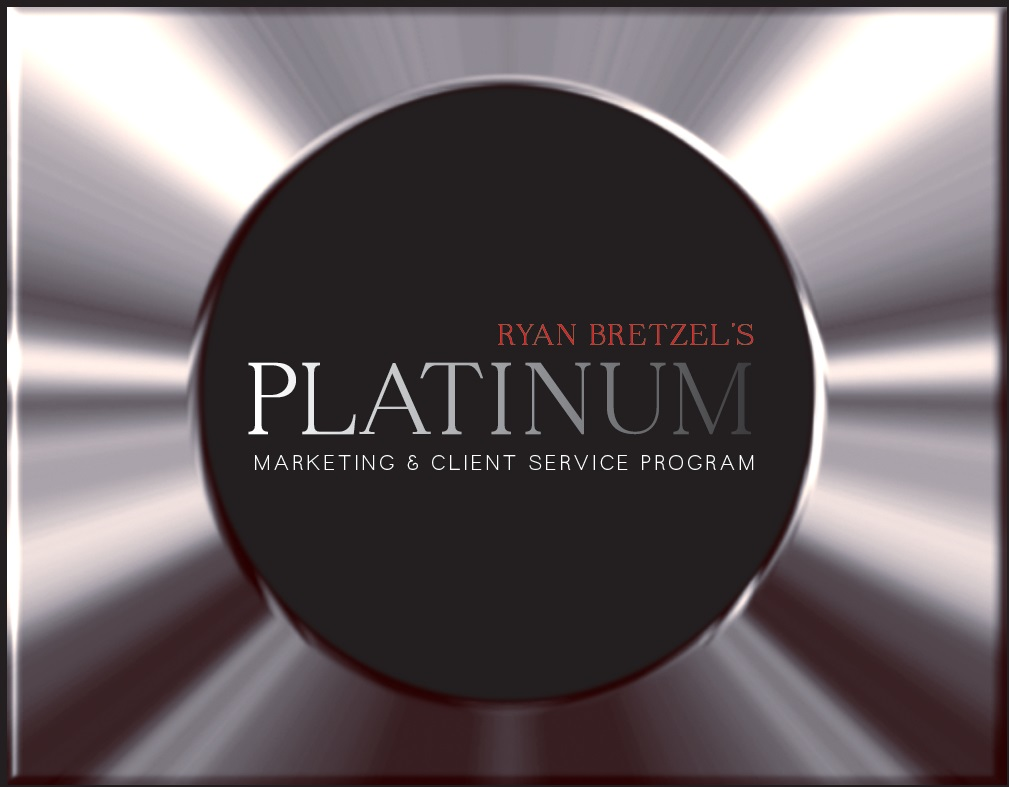 Our Platinum-Rule Client Service Plan for Sellers