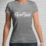 Team Twin T-Shirt Athletic