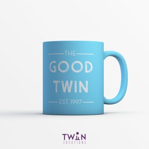 The Good Twin Mug Sky