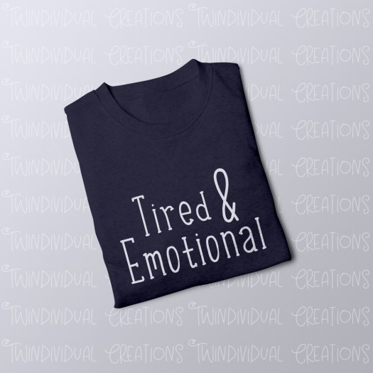 Tired and Emotional Jumper